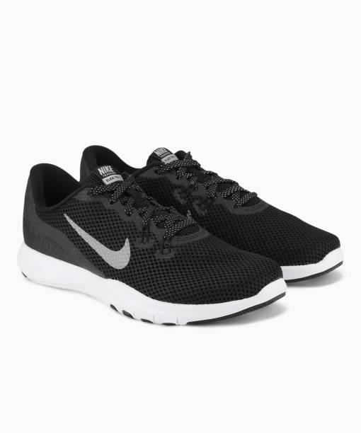 3d76e6e7e6c93 Nike W FLEX TRAINER 7 MTLC Running Shoes For Women