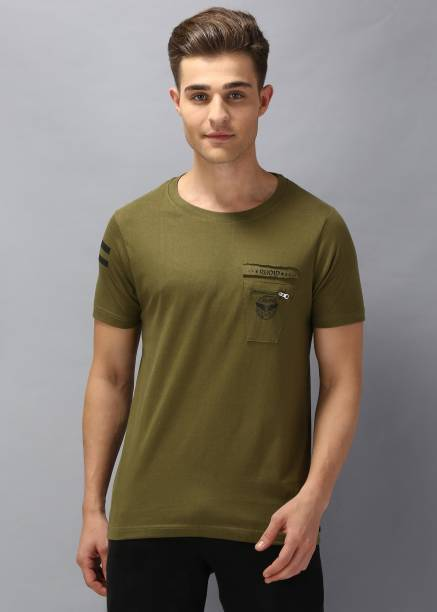 206ab6f88 Pocket Detail Tees Tshirts - Buy Pocket Detail Tees Tshirts Online ...