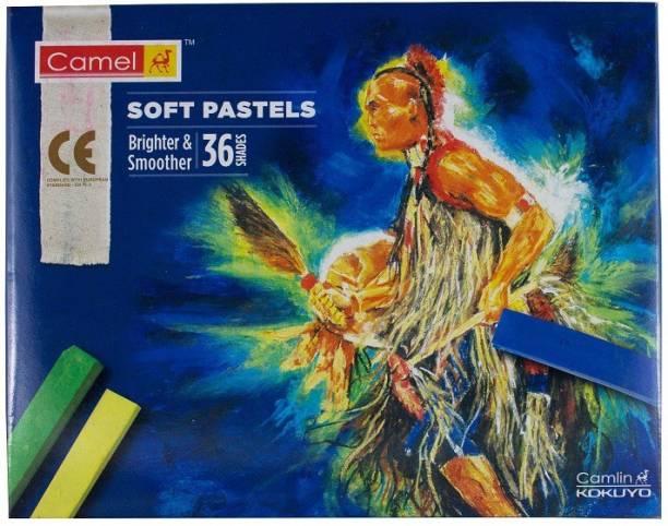 Camel Soft Pastels - 36 Shades