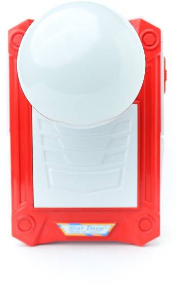 STARDEEP 6500 RED Lantern Emergency Light