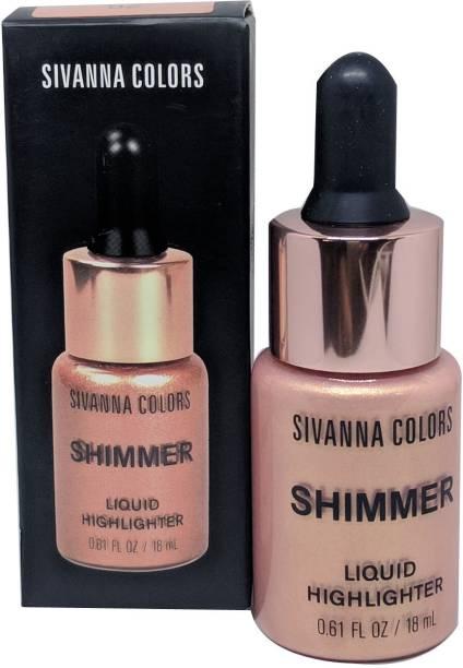 Sivanna Shimmer Liquid  Highlighter