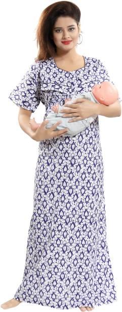 cd98bab5698 Maternity Night Dress Nighties - Buy Maternity Nightdress Nighties ...