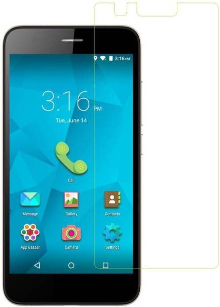 BHRCHR Tempered Glass Guard for Micromax Canvas Unite 4 Pro