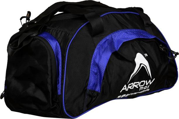 Arrowmax ELITE SPORTS GYM BAG WITH SHOE POCKET BY ONE SHOT RETAIL duffle 020589e56d253