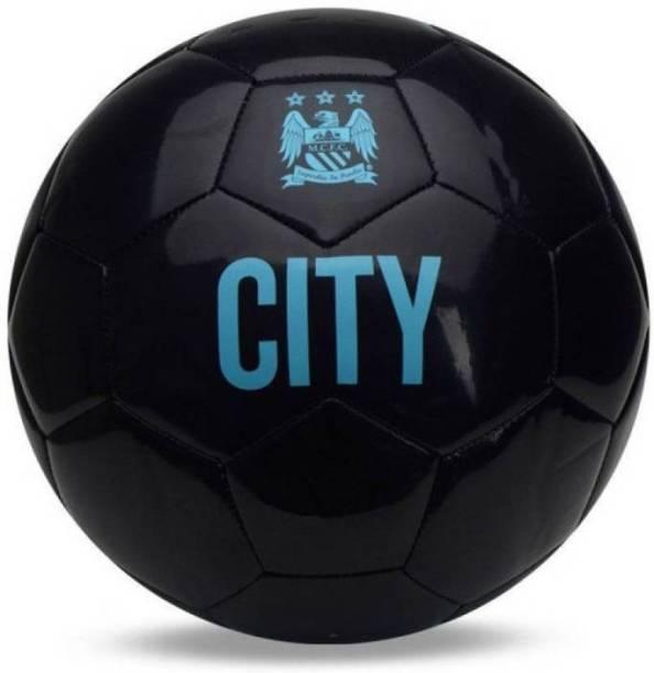 RASON City Pitch Black 32 Panel Football (Size-5) Football - Size: 5