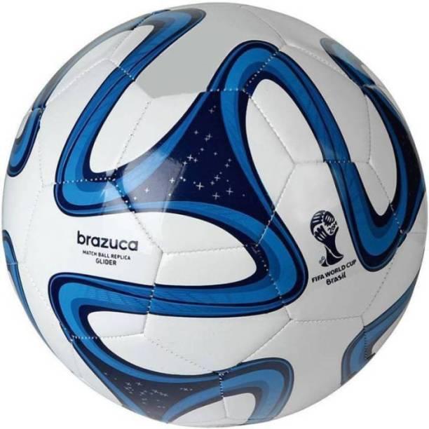 RASON Multicolor PVC Brazuca football (Size- 5) Football - Size: 5