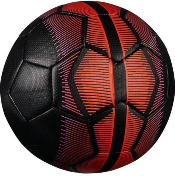 RASON Black Mercury 32 Panel Football - Size: 5