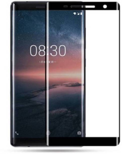 S Design Edge To Tempered Gl For Nokia 8 Sirocco