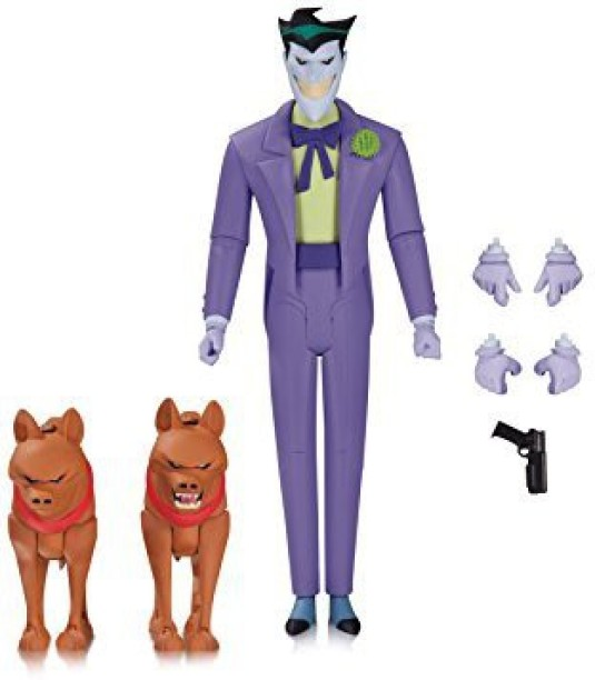 2015 DC Direct New Batman Adventures Animated THE JOKER Figure old