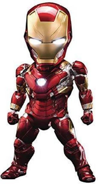 Beast Kingdom Captain America  Civil War  Egg Attack Action Eaa-030 Iron Man c714c7bf0