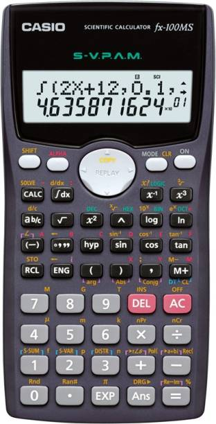 Casio Fx100ms Scientific Calculator