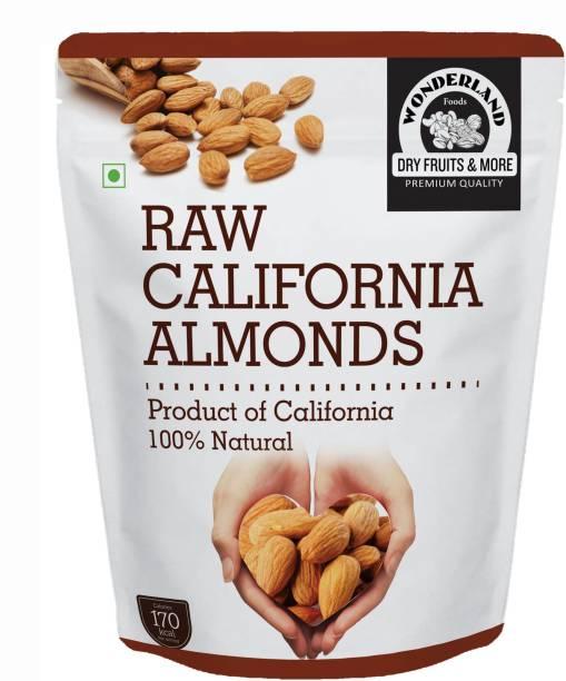 WONDERLAND California (500g Pouch) Almonds
