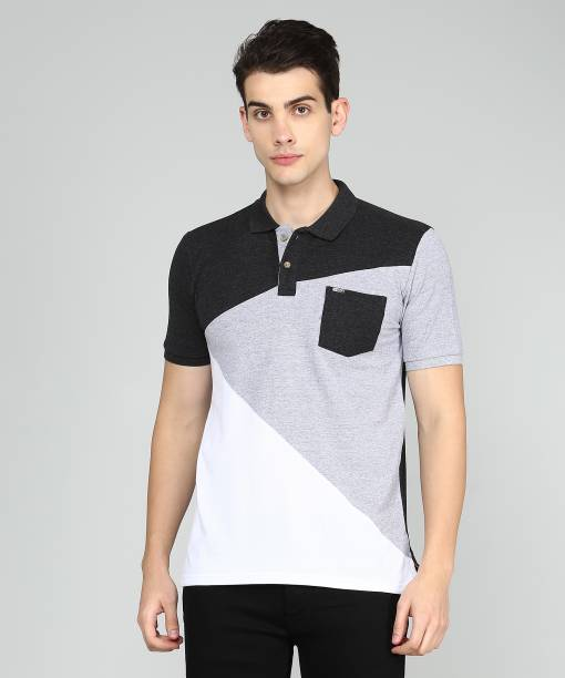 Polo Neck T-Shirts for men s - Buy Mens Polo T-Shirts Online at Best ... 550d4d03c516