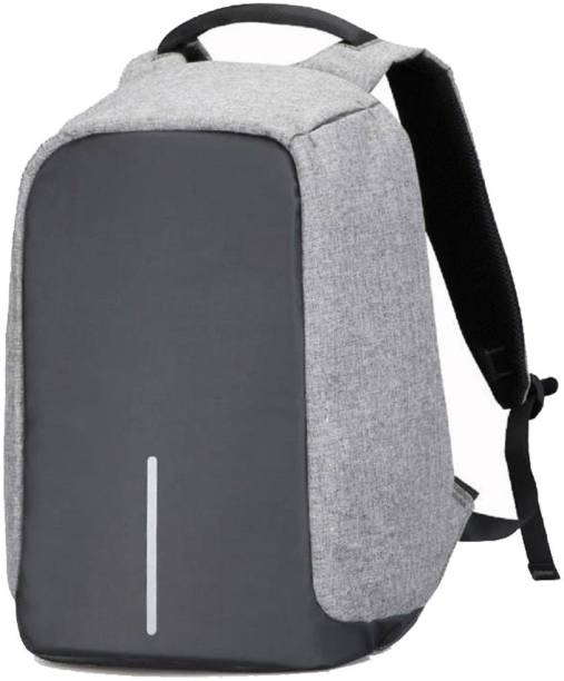 4a079aac7e7b GALLAXY Automatic Mobile Charging Integrated USB Plug Laptop Travel Backpack  GL-S2 15 L Laptop