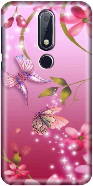 SWAGMYCASE Back Cover for Nokia 6.1 Plus