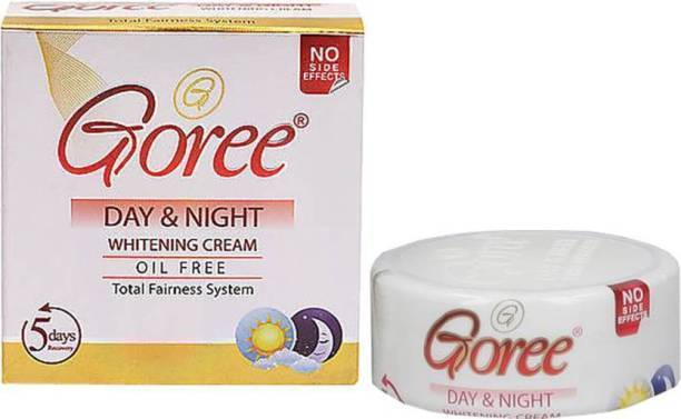Cosmetize Goree_Day & Night Whitening Cream 100% Original (Imported)
