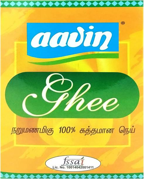 aavin Ghee 500 ml Carton