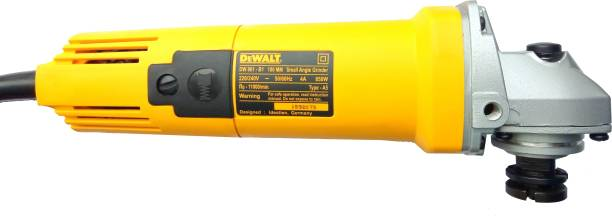 DEWALT DW-801 angle grinder 4 inch machine heavy duty Angle Grinder