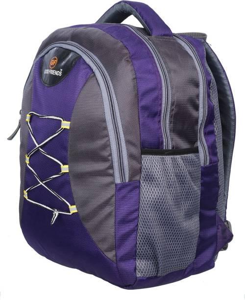 9bb98c34b7 Good Friends 6 To 10 Class Strong Backpack Waterproof School Bag