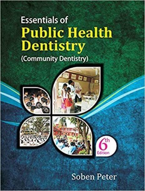 Essentials of Public Health Dentistry