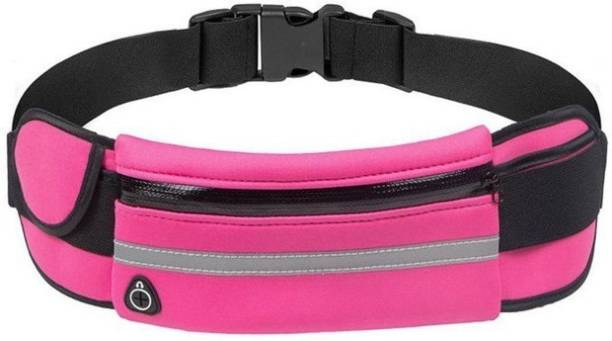"""SAFESEED Pouch for Waist Bag Belt Unisex Sports Style Cycling Climbing Jogging Gym trecking Strap Supports 25""""-46"""""""