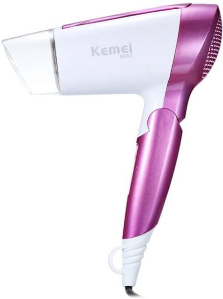 Kemei 1600W Health Mode Overheating Protection Hair Dryer