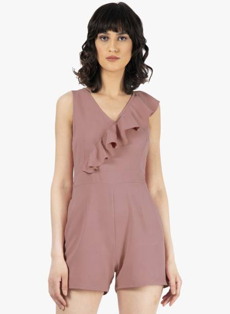 1bc0705cb83 Faballey Jumpsuit - Buy Faballey Jumpsuit Online at Best Prices In ...