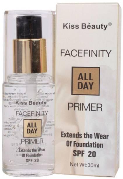 Kiss Beauty FACEFINITY Primer  - 30 ml