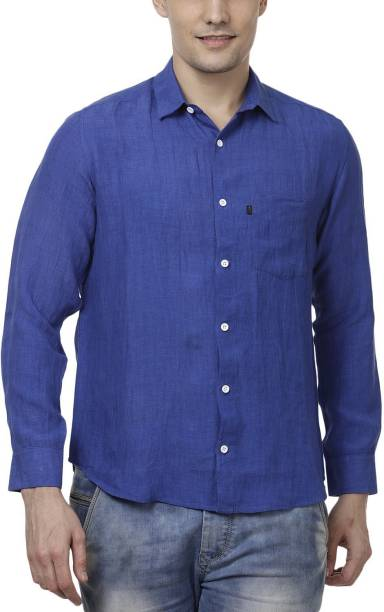 3e867a994f83 Linen Shirts - Buy Linen Shirts online at Best Prices in India ...