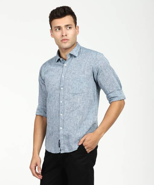 Linen Shirt Designs | Linen Shirts Buy Linen Shirts Online At Best Prices In India