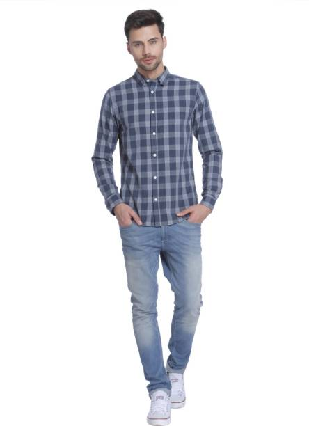 4c60b6f2e Only Sons Casual Party Wear Shirts - Buy Only Sons Casual Party Wear ...