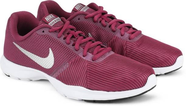 online store 631a8 fb344 Nike WMNS FLEX BIJOUX Training   Gym Shoes For Women