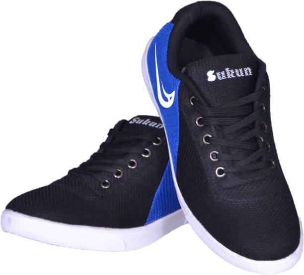 Sukun Canvas Shoes For Men
