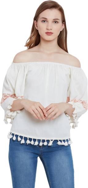 cc2ca297c6dec9 Off Shoulder Top Shirts Tops Tunics - Buy Off Shoulder Top Shirts ...