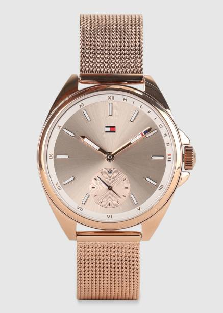 3cdeac541e01 Tommy Hilfiger Wrist Watches - Buy Tommy Hilfiger Wrist Watches ...