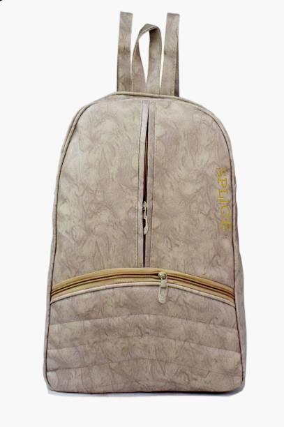 RIDGEWOOD PU Leather Backpack School Bag Student Backpack Women Travel bag  6 L Backpack ec603954c4ea9