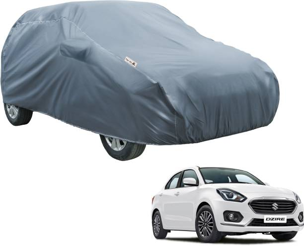 Fit Fly Car Cover For Maruti Suzuki Swift Dzire (With Mirror Pockets)
