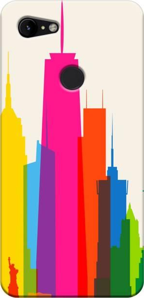 Tecozo Back Cover for Google Pixel 3 XL Multicolor, Waterproof