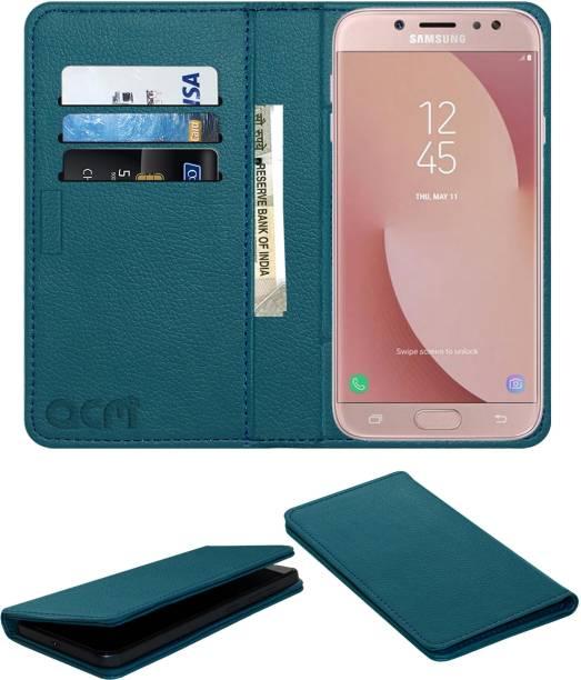 ACM Flip Cover for Samsung Galaxy J7 Pro