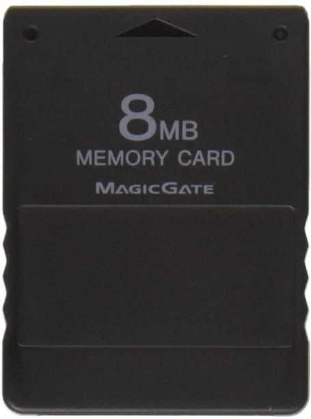 BVG PS2 8 MB Memory card 8 GB Compact Flash Class 2 8 MB/s  Memory Card