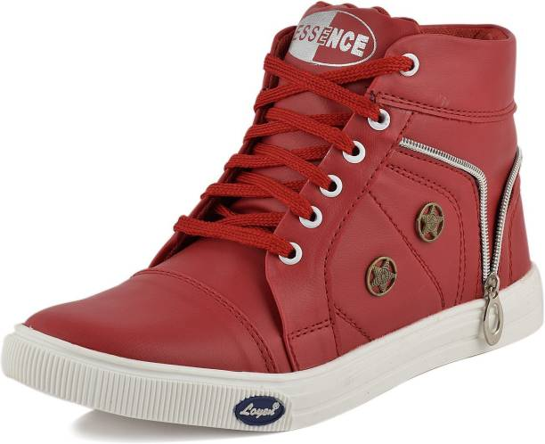 3de521546 Red Shoes - Buy Red Shoes online at Best Prices in India