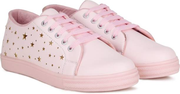 eafc7c4c79a Pink Sneakers - Buy Pink Sneakers Online at Best Prices In India ...