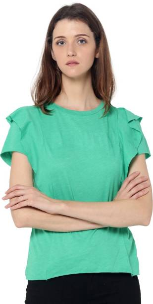 92900ce674d315 Green Tops - Buy Green Tops Online at Best Prices In India ...