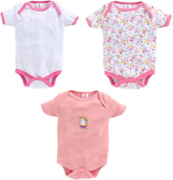 c9d7298e7 Bodysuits For Baby Girls - Buy Baby Girls Bodysuits Online At Best ...
