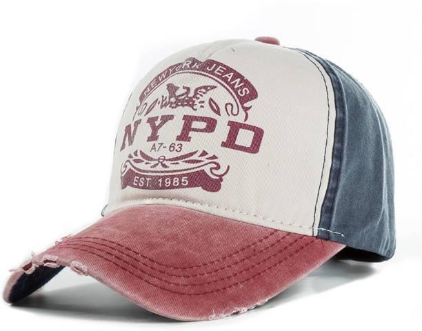cf5f69fb8 Friendskart Solid pattern print snapback women's caps summer baseball cap  retro hat for men's hats Cap