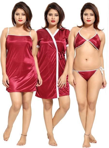 Maxi Long Night Dresses Nighties - Buy Maxi Long Night Dresses ... cbfacd7ff