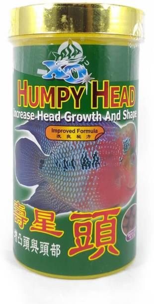 Ocean Free Humpy Head Fish 0.4 kg Dry Young, Adult Fish Food