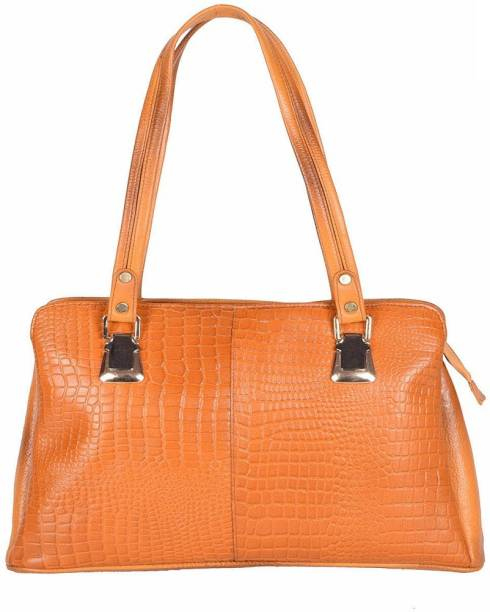 b4e4186c1a5d Leather Handbags - Buy Leather Handbags Online at Low Prices In ...