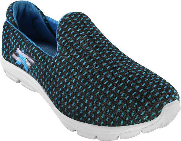 c61a67774 Zapatoz Women Grey Sky Blue Sports Shoes for Running   Walking (Ultra  Lightweight Sole