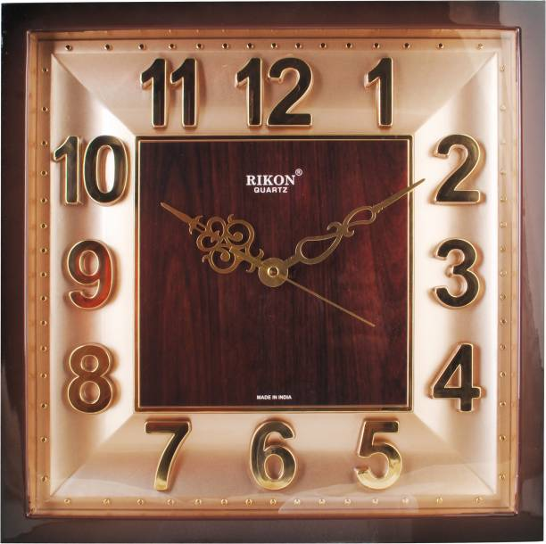 7132650da Rikon Wall Clocks - Buy Rikon Wall Clocks Online at Best Prices In ...